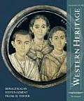 Western Heritage #01: The Western Heritage, Volume 1