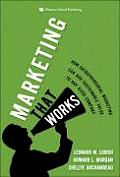 Marketing That Works How Entrepreneurial Marketing Can Add Sustainable Value to Any Sized Company