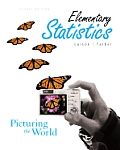 Elementary Statistics Picturing The World 4th Edition