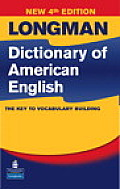 Longman Dictionary Of American English 4th Edition