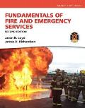 Fundamentals Of Fire & Emergency Services