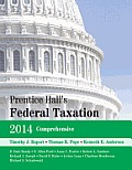 Prentice Hall's Federal Taxation 2014 Comprehensive + MyAccountingLab With Pearson Etext Access Code