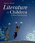 Literature For Children A Short Introduction