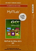 New Myitlab With Pearson Etext Access Card For Go With Office 2013 Volume 1 Replacement Card