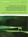 Mastering The National Counselor Exam & The Counselor Preparation Comprehensive Exam With Video Enhanced Pearson Etext Access Card Package