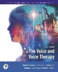 The Voice and Voice Therapy with Enhanced Pearson Etext -- Access Card Package [With Access Code]