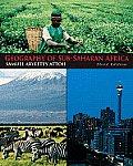 Geography Of Sub Saharan Africa