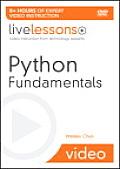 Python Fundamentals LiveLessons Bundle