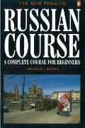 Russian Course the New Penguin A Complete Course for Beginners
