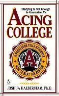 Acing College A Professor Tells Students