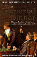 Immortal Dinner A Famous Evening Of Geni