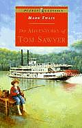 Adventures Of Tom Sawyer Puffin Classic