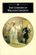 Comedies Of William Congreve