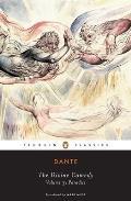 The Divine Comedy: Volume 3: Paradise