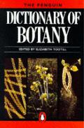 Penguin Dictionary Of Botany