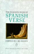 Penguin Book Of Spanish Verse