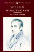 Wordsworth Selected Poetry Penguin Poetr