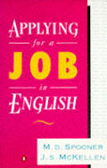 Applying For A Job In English Uk