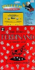 Story Of Ferdinand Book & Cassette