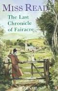 Last Chronicle Of Fairacre