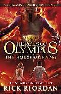 Heroes of Olympus 02 House of Hades