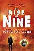 Lorien Legacies 03 Rise Of Nine