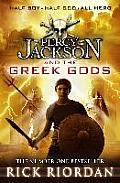 Percy Jackson & the Greek Gods