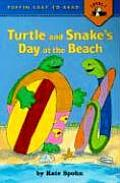 Turtle & Snakes Day At The Beach
