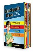 Encyclopedia Brown Box Set