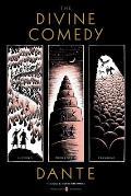 Divine Comedy Inferno Purgatorio Paradiso Penguin Classics Deluxe Edition