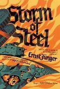 Storm of Steel Penguin Classics Deluxe Edition
