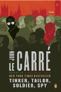 Tinker, Tailor, Soldier, Spy: George Smiley 5