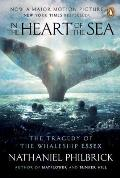 In the Heart of the Sea The Tragedy of the Whaleship Essex Movie Tie In