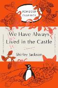We Have Always Lived in the Castle Penguin Orange Collection