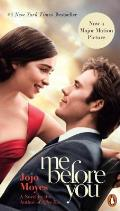 Me Before You Movie Tie In