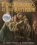 King Bidgoods in the Bathtub