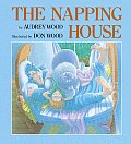 The Napping House Lap-Sized Board Book