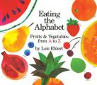 Eating the Alphabet Fruits & Vegetables from A to Z Lap Sized Board Book