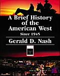 American West Since 1945