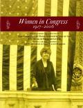 Women in Congress 1917 to 2006