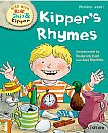 Oxford Reading Tree Read with Biff Chip and Kipper: Phonics: Level 1: Kipper's Rhymes