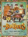 Boxtrolls: Make Your Own Boxtroll Punch-out Activity Book