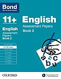 Bond 11+: English: Assessment Papers Book 2