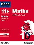 Bond 11+: Maths: 10 Minute Tests