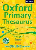 Oxford Primary Thesaurus 2012
