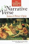 Oxford Book Of Narrative Verse