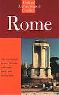 Rome An Oxford Archaeological Guide