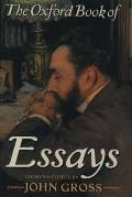Oxford Book Of Essays