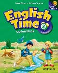 English Time 3. 2nd Edition. Student's Book and Audio Cd