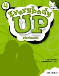 Everybody Up 4. Workbook With Online Practice Pack
